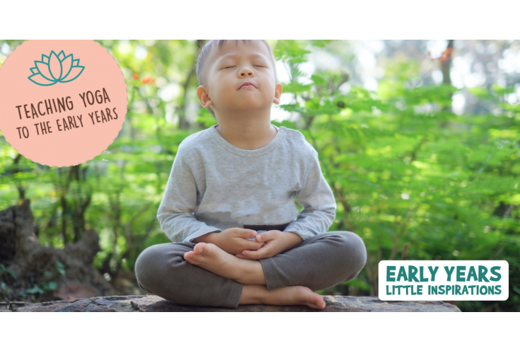 How is yoga taught in the Early Years?